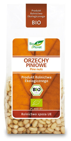 Orzechy Piniowe 100g - Bio Planet - EKO