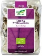 Chipsy z Topinamburu 50g - Bio Planet - EKO
