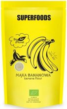Mąka Bananowa 200g - Bio Planet Superfoods