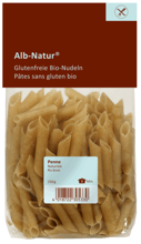 Makaron Penne Ryżowy Bezglutenowy 250g - ALB-NATUR