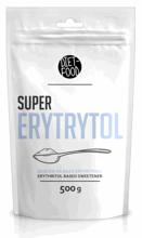 Super Erytrytol 500g DIET-FOOD 0 kcal 0 Gl