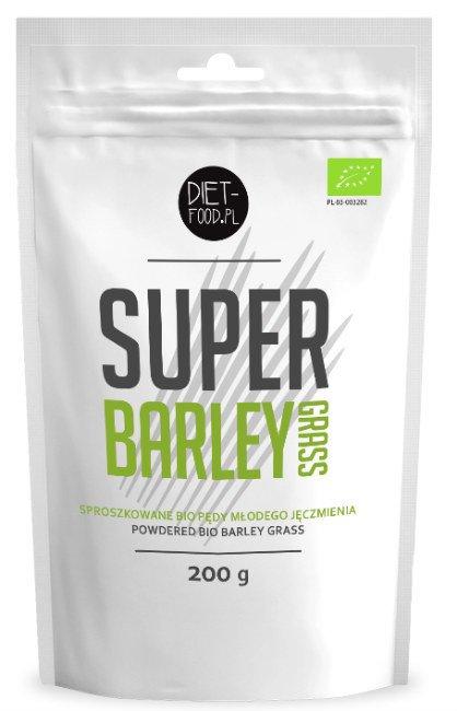 green barley plus efekty uboczne