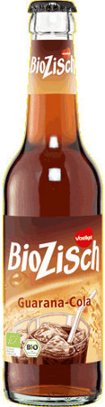 Cola z Guaraną 330ml 0,33l - Voelkel - BIO EKO