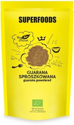 Guarana Sproszkowana 150g - Bio Planet Superfoods