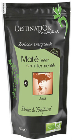 Herbata Yerba Mate 100g - Destination