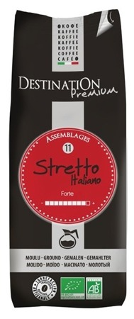 Kawa Mielona Stretto 250g - Destination