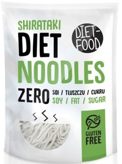 Makaron Konjac Shirataki Noodles 370g - DIET-FOOD