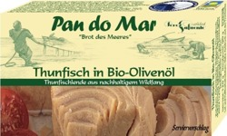Tuńczyk w BIO Oliwie z Oliwek Extra Virgin 120g - Pan do Mar