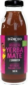 Yerba Mate z Granatem 300ml - DANCEO